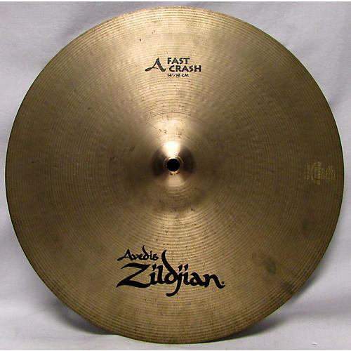 Zildjian 14in Fast Crash Cymbal-thumbnail