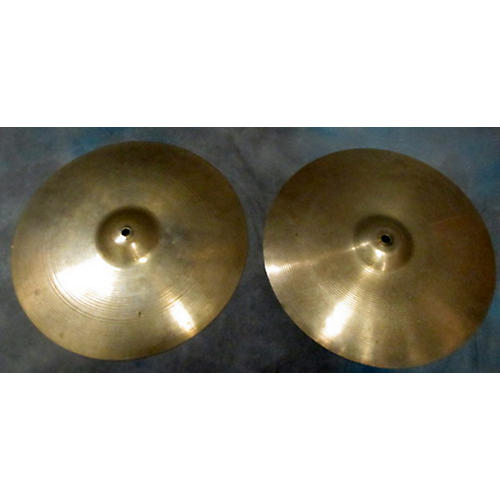 Paiste 14in Formula 602 Classic Sounds Medium Hi Hat Pair Cymbal