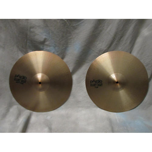 Paiste 14in Giant Beat Hi Hat Pair Cymbal-thumbnail
