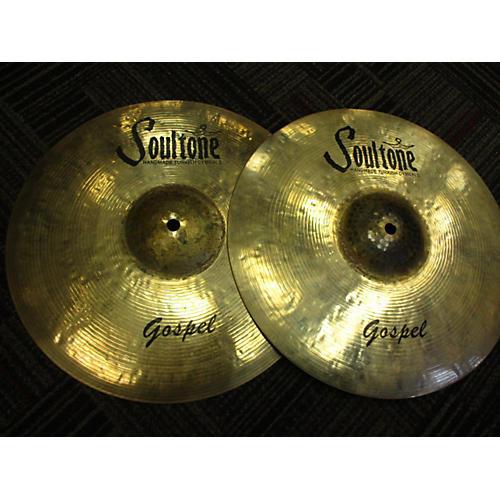Soultone 14in Gospel Hi Hats Cymbal