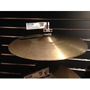 Bosphorus Cymbals 14in HAMMER SERIES HI HAT PAIR Cymbal