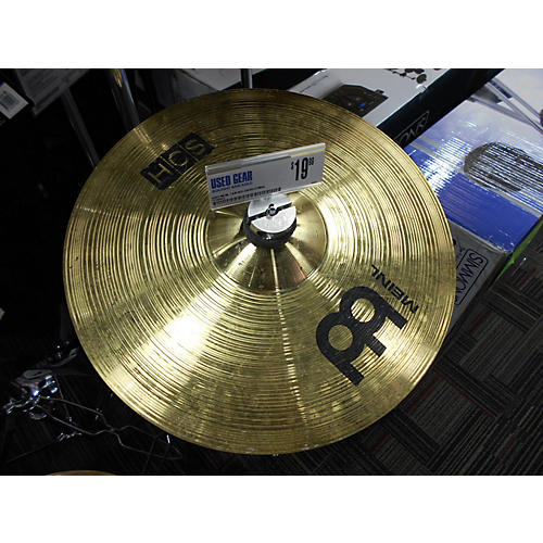 Meinl 14in HCS Crash Cymbal-thumbnail