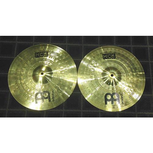 Meinl 14in HCS Hi Hat Pair Cymbal  33