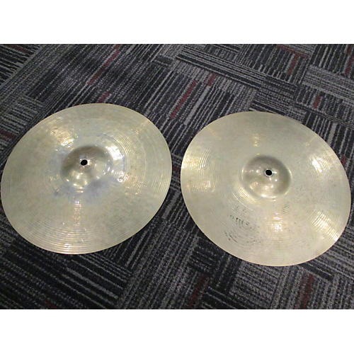 Sabian 14in HH DARK HI HAT PAIR Cymbal