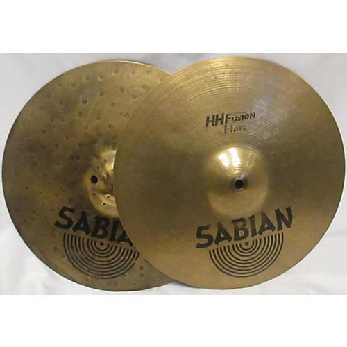 Sabian 14in HH Fusion Hi Hat Pair Cymbal