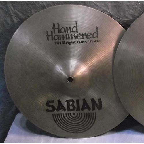 Sabian 14in HH Hi Hat Top Brilliant Cymbal
