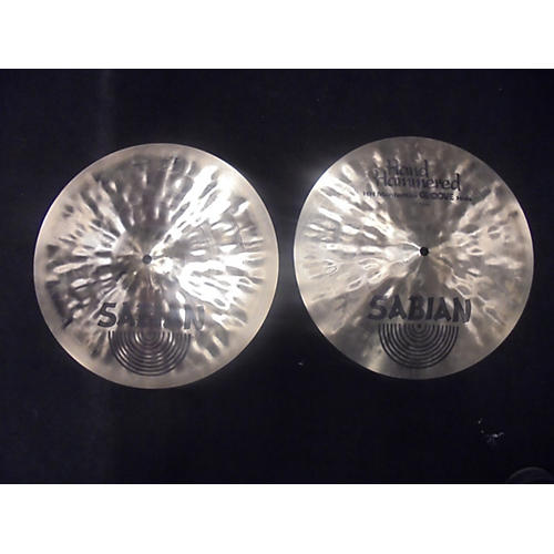 Sabian 14in HH Manhattan Groove Hats Cymbal-thumbnail