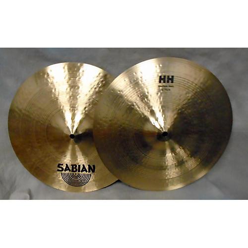 Sabian 14in HH Medium Hi Hat Cymbal-thumbnail