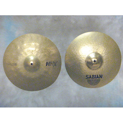 Sabian 14in HHX Evolution Hi Hat Pair Cymbal  33