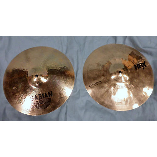 Sabian 14in HHX Evolution Hi Hat Set Cymbal-thumbnail
