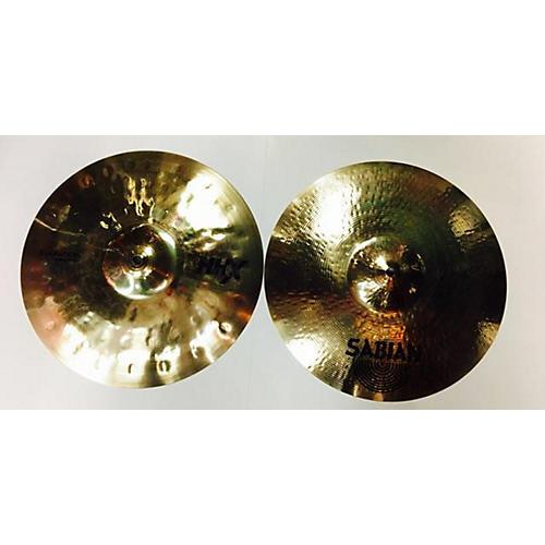 Sabian 14in HHX Evolution Hi-Hat (pair) Cymbal