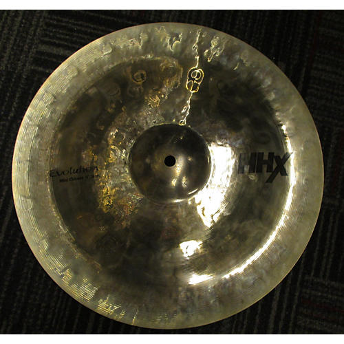 Sabian 14in HHX Evolution Mini Chinese Cymbal-thumbnail