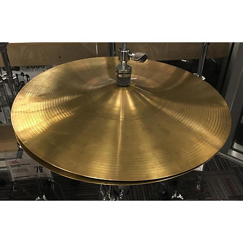 Miscellaneous 14in HI HAT CYMBALS Cymbal-thumbnail