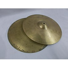 Solar by Sabian 14in HI HATS Cymbal