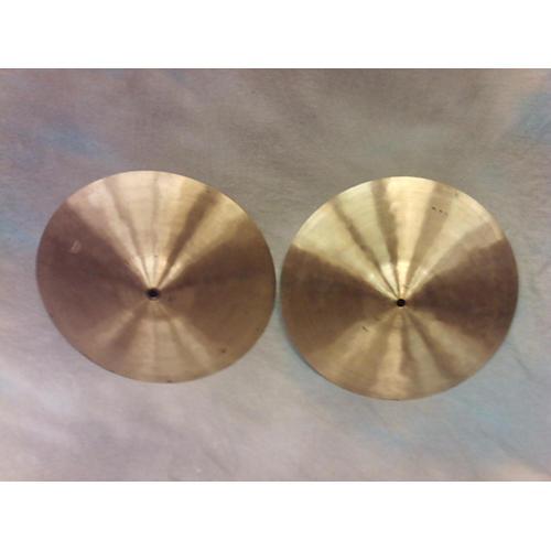Agazarian 14in HIHATS Cymbal