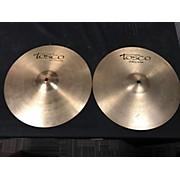 Tosco 14in HIHATS Cymbal