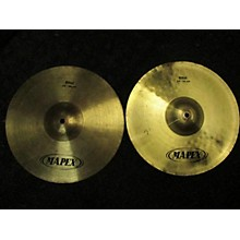 Mapex 14in HIHATS Cymbal