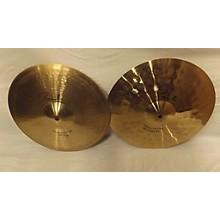 Paiste 14in Heavy Hi Hat Pair Cymbal