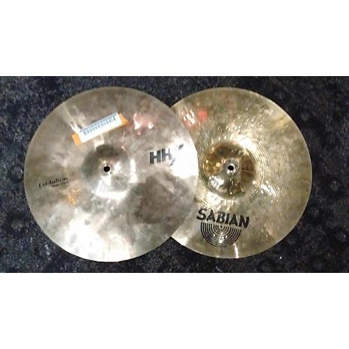 Sabian 14in Hhx Evolution Hi Hat Cymbal