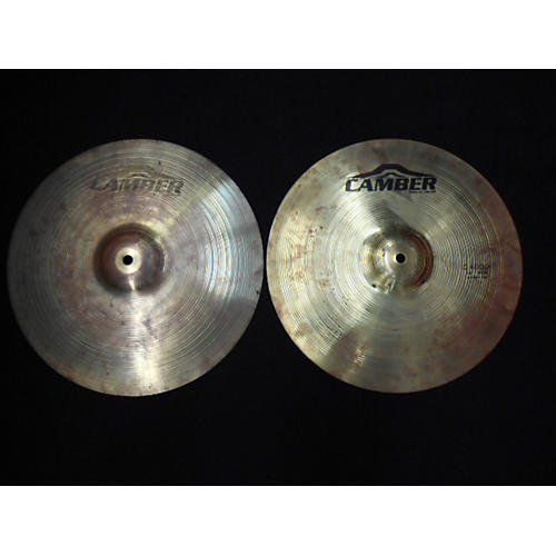 Camber 14in Hi Hat Cymbal-thumbnail