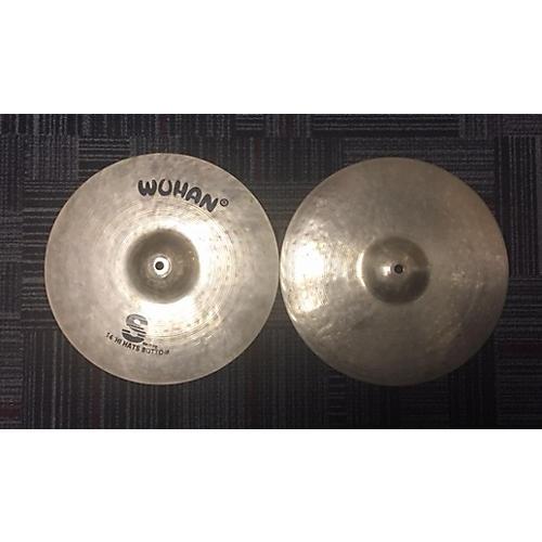 Wuhan 14in Hi Hat Cymbal-thumbnail