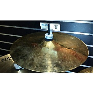 Pre-owned Wuhan 14 inch Hi Hat Cymbal by Wuhan