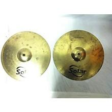 Solar by Sabian 14in Hi Hat Cymbal