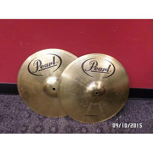Pearl 14in Hi Hats Cymbal-thumbnail
