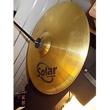 Solar by Sabian 14in Hi Hats Cymbal