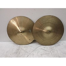 Miscellaneous 14in Hi Hats (pair) Cymbal