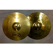 Planet Z 14in HiHat Pair Cymbal