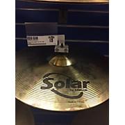 Solar by Sabian 14in Hihat Cymbal