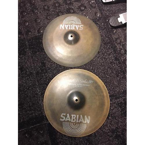 Sabian 14in Jack Dejohnette High Hats Cymbal