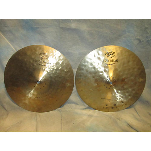 Zildjian 14in K Constantinople Hi Hat Pair Cymbal-thumbnail