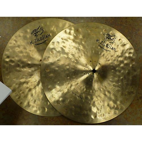Zildjian 14in K Constantinople Hi Hat Pair Cymbal