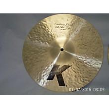 Zildjian 14in K Custom Cymbal