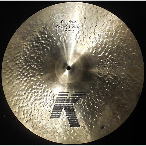Zildjian 14in K Custom Dark Crash Cymbal