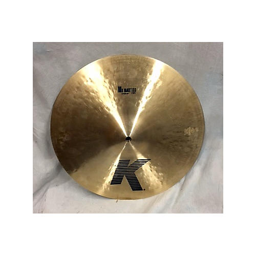 Zildjian 14in K Custom Dark Hi Hat Top Cymbal