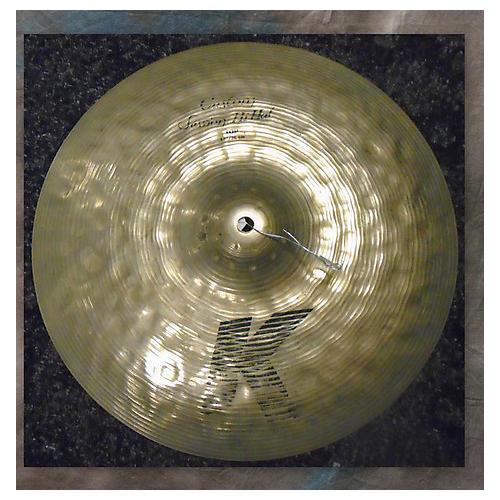 Zildjian 14in K Custom Session Hi Hat Pair Cymbal-thumbnail