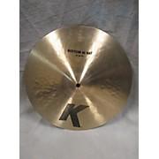 Zildjian 14in K Hi Hat Bottom Cymbal