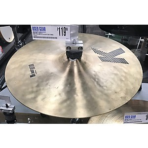 Pre-owned Zildjian 14 inch K Hi Hat Bottom Cymbal by Zildjian