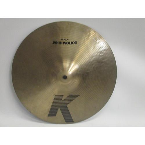 Hi Hat Bottom Cymbal : used zildjian 14in k hi hat bottom cymbal guitar center ~ Vivirlamusica.com Haus und Dekorationen