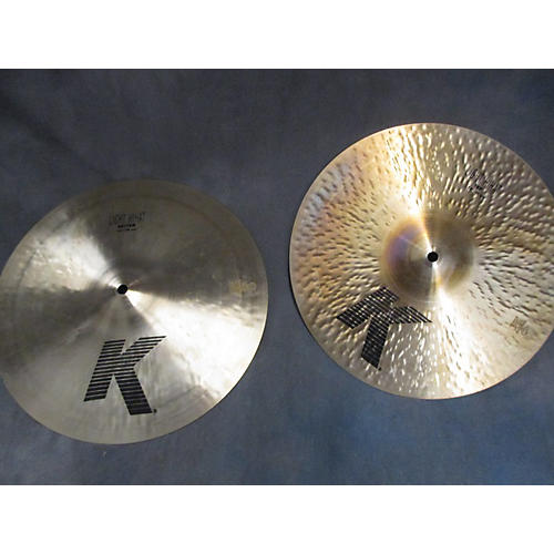 Zildjian 14in K Light Hats Cymbal-thumbnail