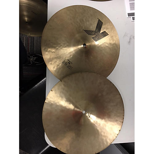 Zildjian 14in K Light Hi Hat Pair Cymbal-thumbnail
