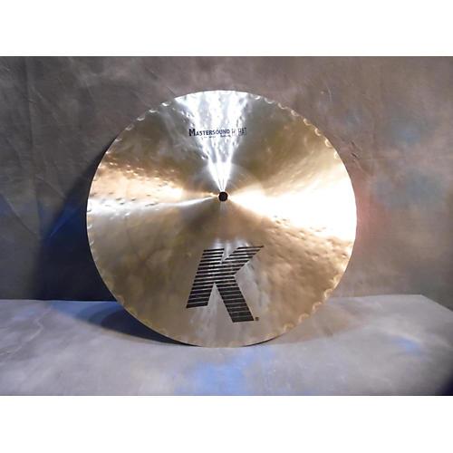 Zildjian 14in K Mastersound Hi Hats Pair Cymbal