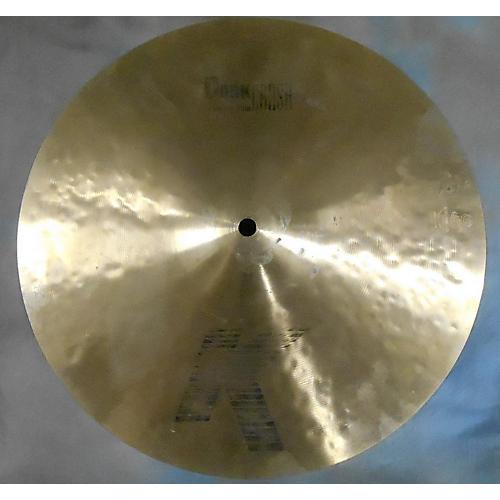 Zildjian 14in K Thin Dark Crash Cymbal