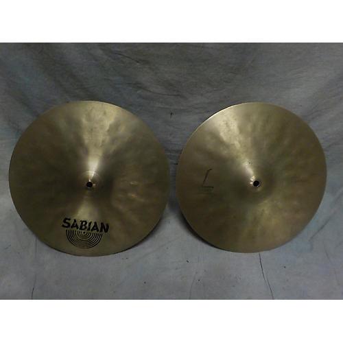 Sabian 14in Legacy HiHat Pair Cymbal