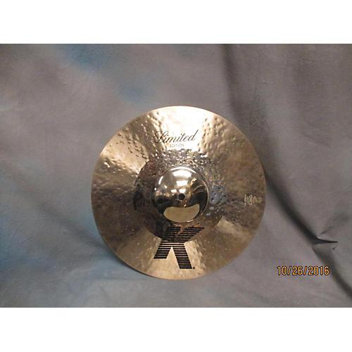 Zildjian 14in Limited Edition K Custom Hybrid Reversible Top Hi Hat Cymbal