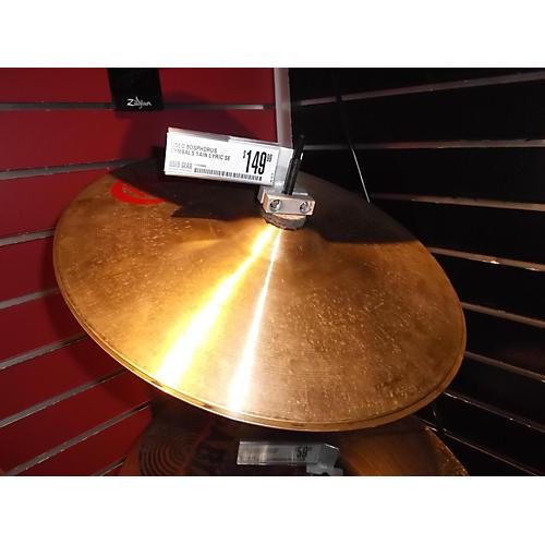 Bosphorus Cymbals 14in Lyric Series Cymbal