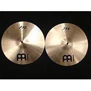 Meinl 14in M Series Hihat Cymbal